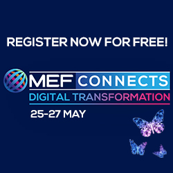 MEF Digital Transformation 25 - 27 May Ad
