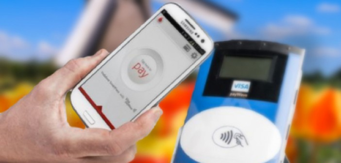 Vodafone Wallet gets NFC enabled with Visa deal