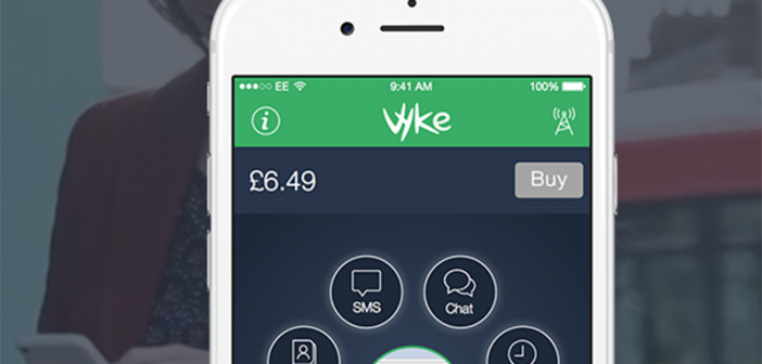 Vyke VoIP app aims to make voice calling the new social media