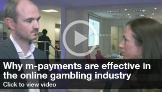 Why m-payments are effective in the online gambling industry
