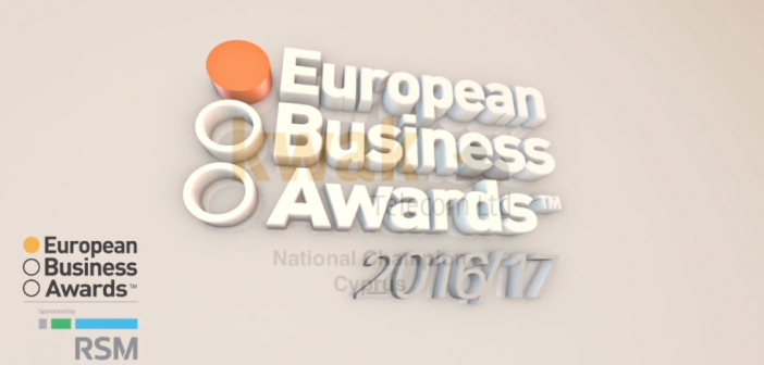 Watch the video and vote for KWAK at the European Business Awards