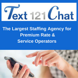 Text 121 Chat Ad