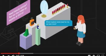 Mobile Engagement for Retail Video Banner