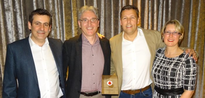 Oxygen8 awarded accredited platinum partner by Vodafone