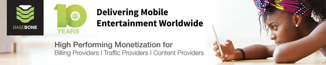 Basebone - Delivering Mobile Entertainment Worldwide