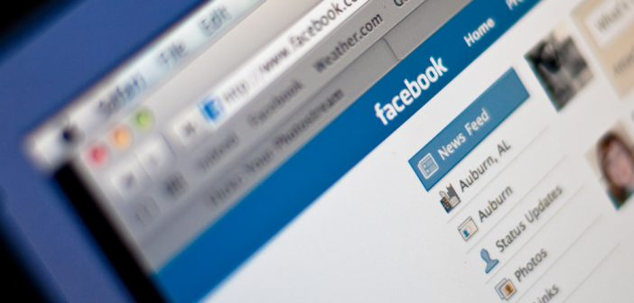A third of UK consumers get their news from Facebook