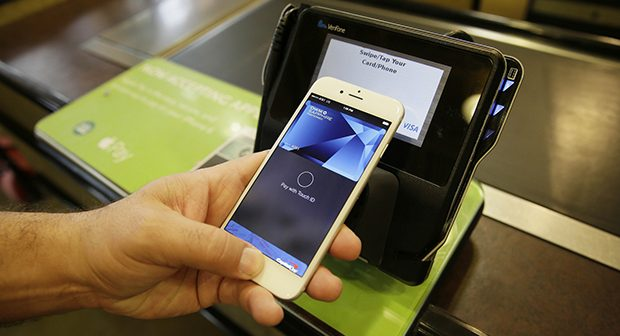 Mobile contactless payments hit £370m in UK in first half of 2017