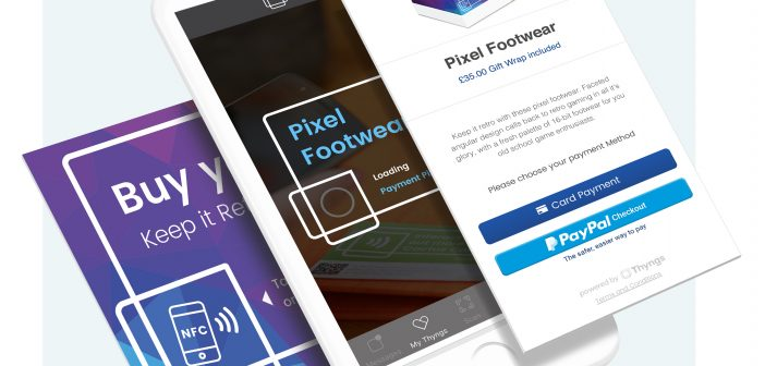 Cashless proximity payments get a boost as PayPal gets on board