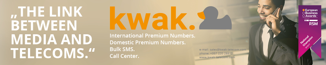 Kwak Telecom - The Link Between Media & Telecoms