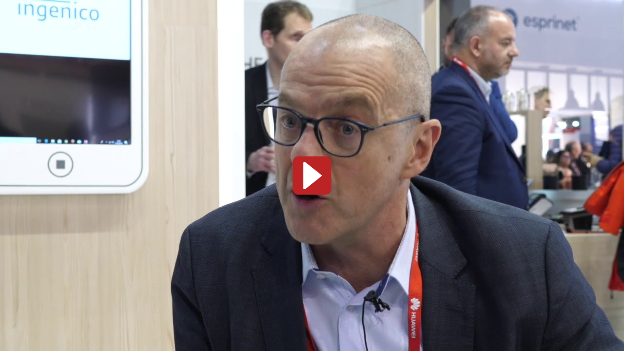 MWC18 Ingenico talks shopping from messaging apps