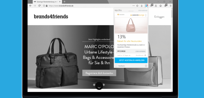 Browser-based performance marketing enables targeting with data protection