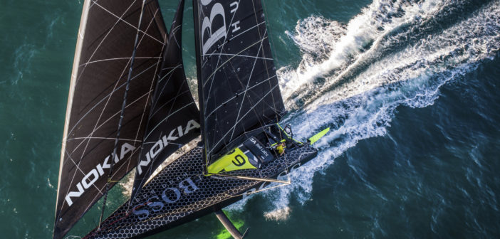 Alex thomson Racing signs sponsorship deal with Nokia