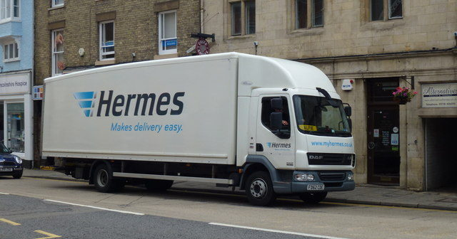 IMIMobile digitally enhances parcel delivery experience for Hermes