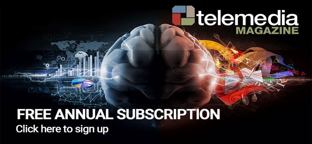 Telemedia Magazine Subscription
