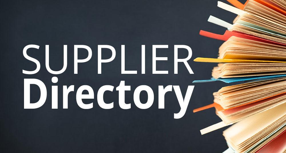 Supplier Directory Banner