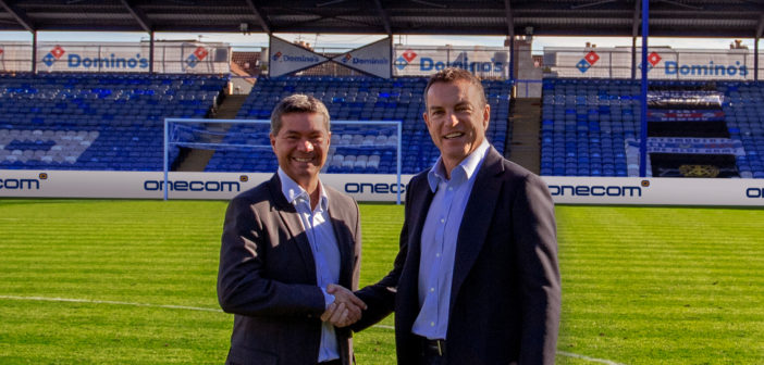 Onecom announced as official telecoms partner to Portsmouth FC