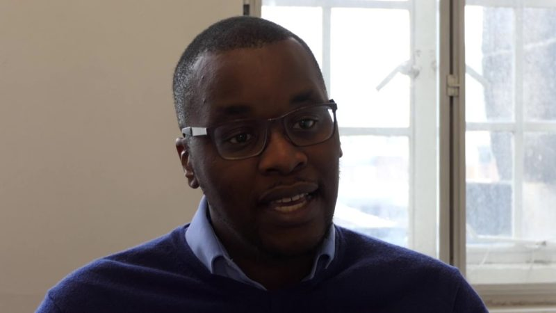 Tayo Dada, CEO and founder Uncloak