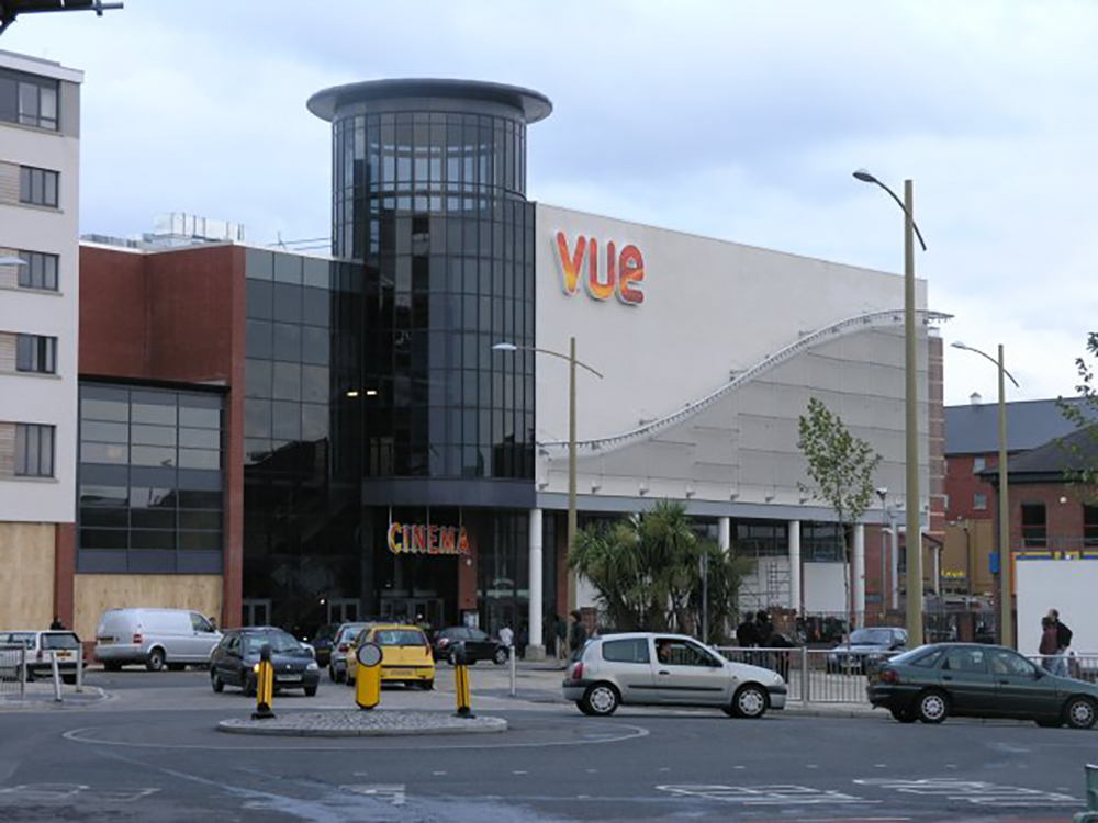 Vue cinemas to offer Google Pay paperless ticketing in the