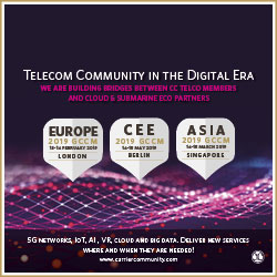 Telecom Community in the Digital Era Ad