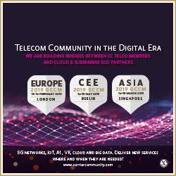 Telecom Community in the Digital Era Ad