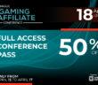 Prague iGaming Affiliate Conference, 18 April, Prague