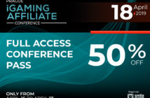 Prague iGaming Affiliate Conference, 18 April, Prague
