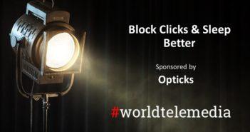 Block Clicks & Sleep Better