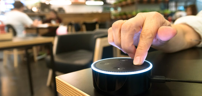 Voice: one of the new ways to pay