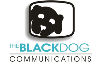 The Blackdog Communications logo