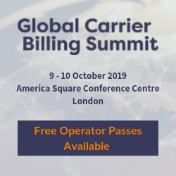 Global Carrier Billing Summmit Ad