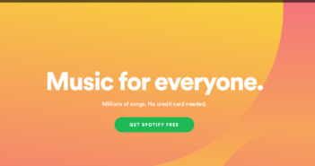 Spotify now uses Bango