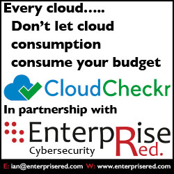 Enterprose Red Cyber Security Ad