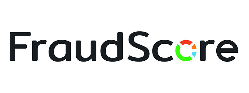 FraudScore logo MWC Unofficial