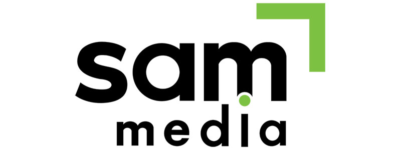 Sam Media logo MWC Unofficial