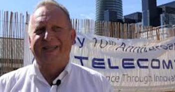 Rob Johnson, Chairman, Telecom2