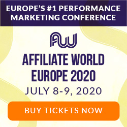 Affiliate World Europe 2020