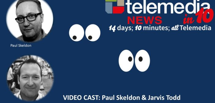 Telemedia in 10 Vodcast Ep02: Carrier billing growth, Boku-Fortumo, Ofcom, GSMA job cuts, Kevin Dawson