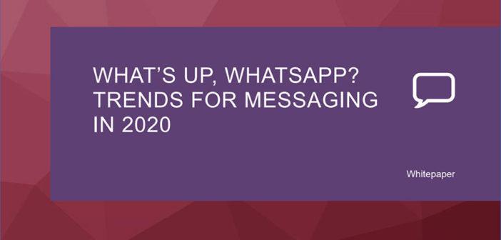 Whatsapp messaging