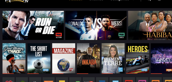 Digital Virgo and Molotov join forces to launch an OTT streaming service in Africa
