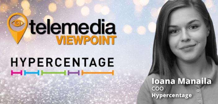 MEET THE PEOPLE Ioana Manaila, COO at Hypercentage
