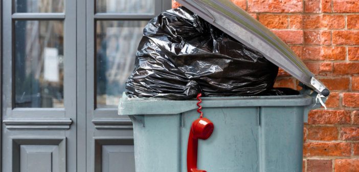 Nearly 3m UK households have ditched their landline in the past five years