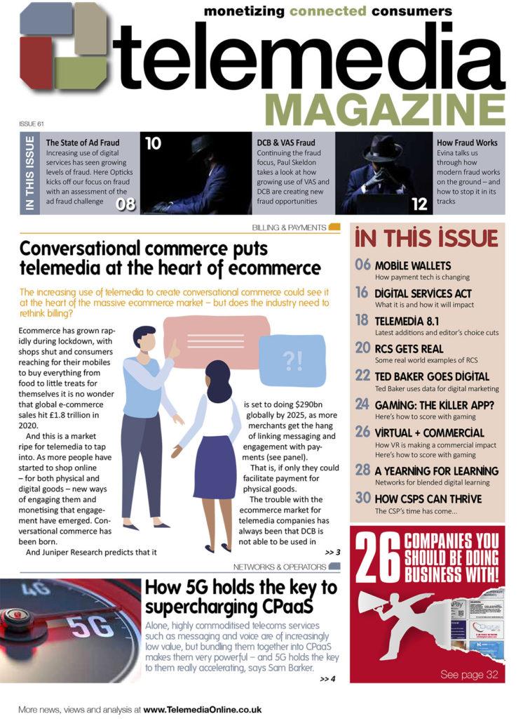 Telemedia Magazine Issue 61