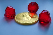 Bitcoin-red-diamond